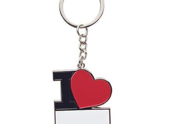 Porte-clés I Love You