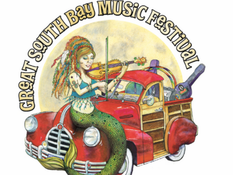 THE GREAT SOUTH BAY MUSIC FESTIVAL Celebrating It's 13th Year
