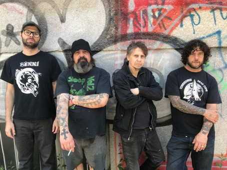 EYEHATEGOD Kicks Off European Tour With Napalm Death, Misery Index, Rotten Sound, And Bat!