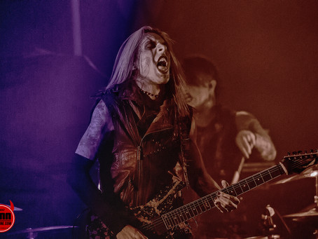 Blood, Lust, Death Tour, Mesa AZ. +DOPE+ Combichrist - Davey Suicide & September Mourning