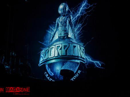 Scorpions @ Comerica Theater, Phoenix AZ