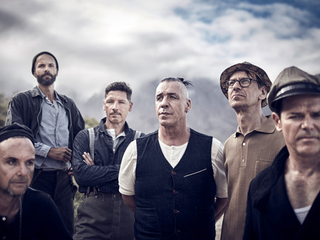 Rammstein Tussle With Germany's Past, Embrace Their Own Darkness on Self-Titled Album