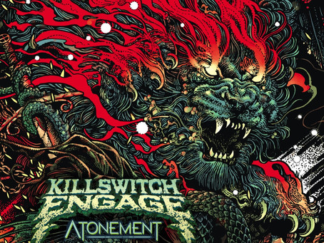 KILLSWITCH ENGAGE ANNOUNCE ATONEMENT  NEW ALBUM TO BE RELEASED AUGUST 16 ON METAL BLADE RECORDS
