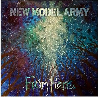 NEW MODEL ARMY ANNOUNCE BRAND NEW STUDIO ALBUM FROM HERE