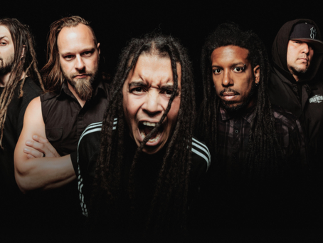 """NONPOINT DEBUT """"FIX THIS"""" VIDEO BAND TOURING WITH HELLYEAH THIS SUMMER"""