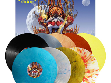 The Black Dahlia Murder: 'Deflorate' vinyl re-issue now available