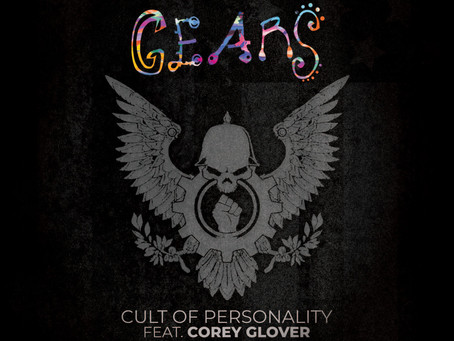 """GEARS Teams with LIVING COLOUR Front-Man COREY GLOVER to Re-Imagine Iconic """"Cult of Personality"""