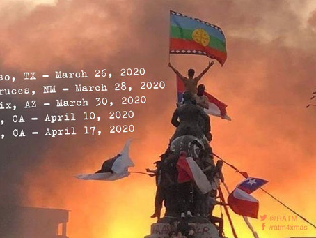 Rage Against the Machinereturn for 2020 dates