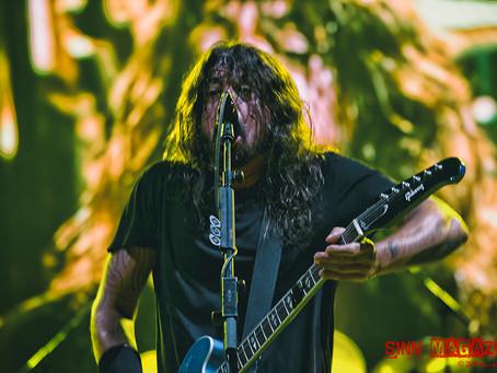 Foo Fighters @ Talking Stick Resort Arena, Phoenix AZ