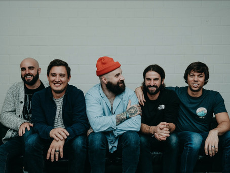 AUGUST BURNS RED ANNOUNCE NEW ALBUM GUARDIANS, OUT APRIL 3 VIA FEARLESS RECORDS