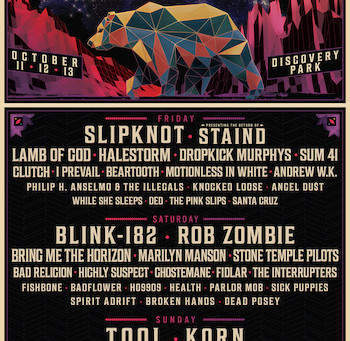 Aftershock 2019 Expands To Three Days With Massive Lineup!
