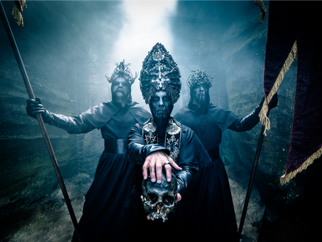 "BEHEMOTH DROP VIDEO FOR ""SABBATH MATER"" AHEAD OF SLIPKNOT KNOTFEST ROADSHOW TOUR"