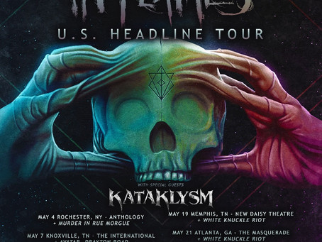 KATAKLYSM TO ACCOMPANY IN FLAMES on their upcoming U.S. tour