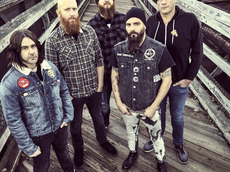"""KILLSWITCH ENGAGE SHARE NEW SONG """"I AM BROKEN TOO"""""""