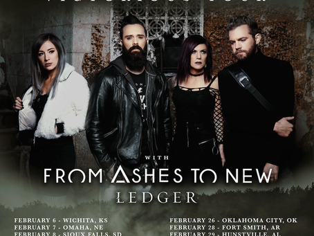 SKILLET TO EMBARK ON WINTER 2020 NORTH AMERICAN HEADLINE TOUR IN SUPPORT OF NEW ALBUM VICTORIOUS   F