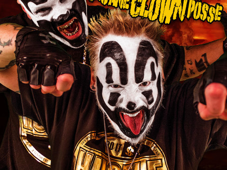 Insane Clown Posse Are Returning to the Road This Spring