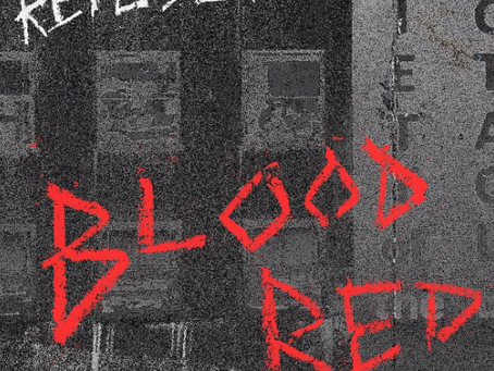 """REFUSED FIRST SINGLE """"BLOOD RED"""" COMING OUT AUGUST 2    NEW STUDIO ALBUM WAR MUSIC OUT OCT"""