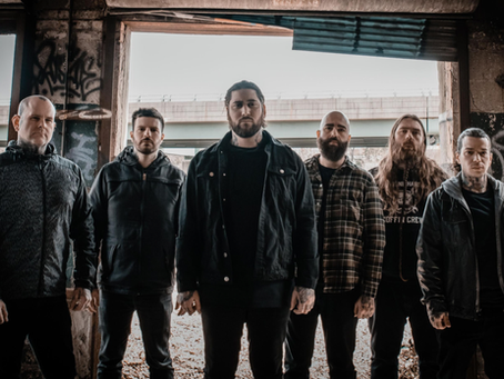 FIT FOR AN AUTOPSY ANNOUNCE FIFTH STUDIO ALBUM THE SEA OF TRAGIC BEASTS  BAND RELEASES MUSIC VIDEO F