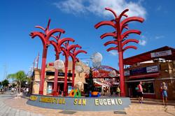 San Eugenio prekybos centras