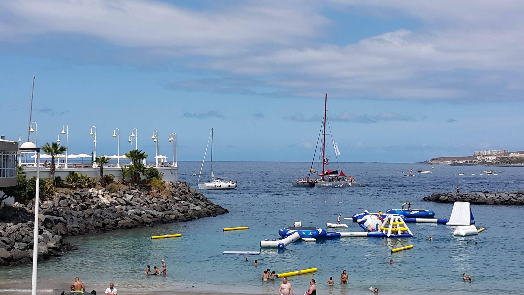 Puerto Colon paplūdimys