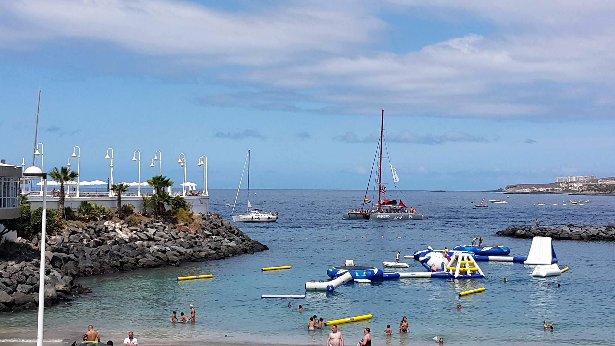 """Paplūdimys """"Puerto Colon"""""""