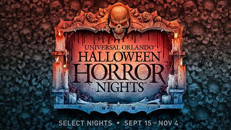 Halloween Horror Nights 27 - another update!