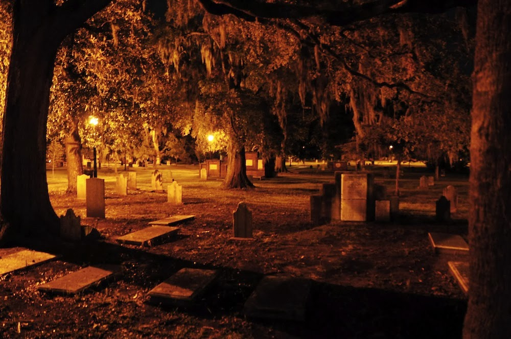 Colonial Park Cemetary