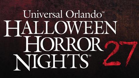 Halloween Horror Nights 27 - Orlando