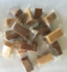 Great American 5 oz. Wrapped Gourmet Fudge Slices