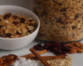 Gram's Gourmet Granola - Classic Granola with Pecans and Almonds