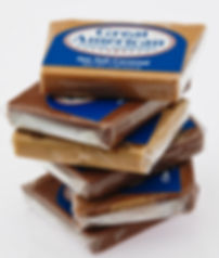Great American 4 oz. Gourmet Fudge Slices