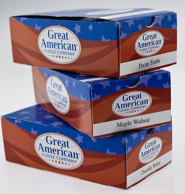 Great American 12 count Point of Purchase Displays