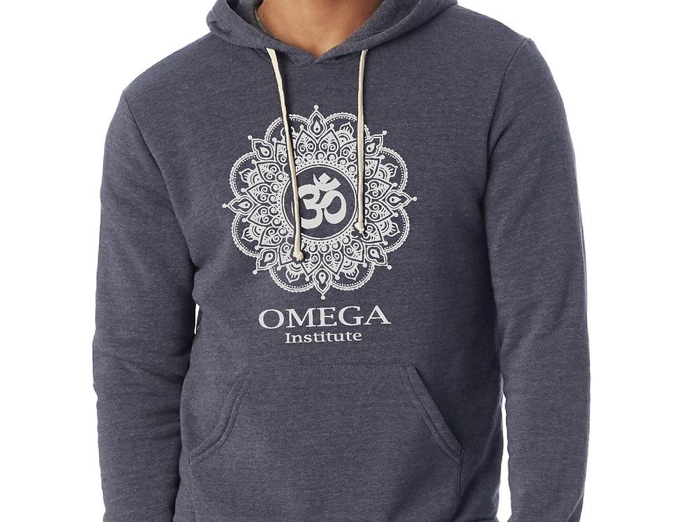 Omega Soul Mandala Eco Fleece Hoody