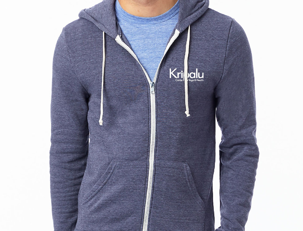 Kripalu Mandala Eco Fleece Zip Hoody