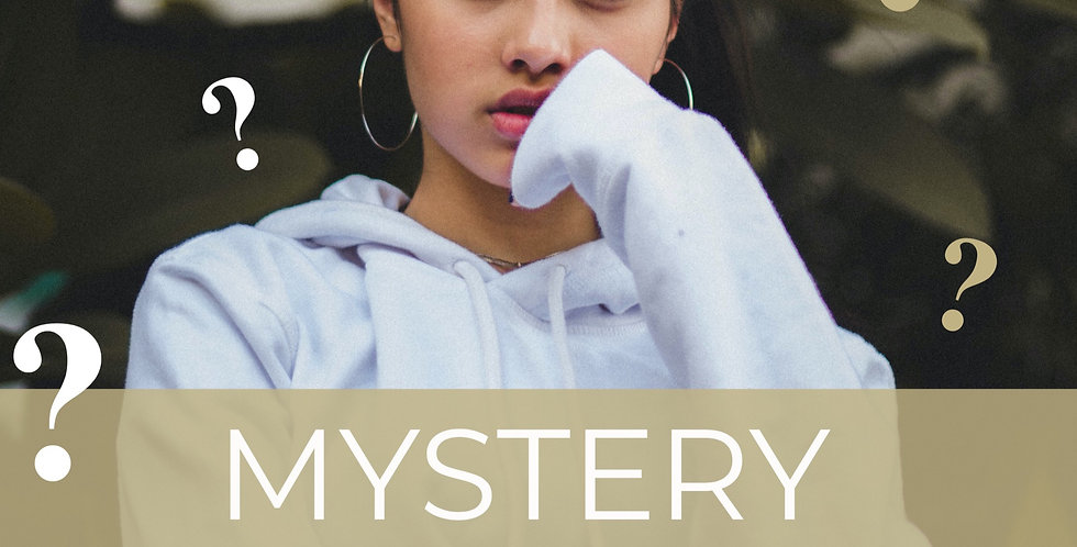 Mystery Hoody