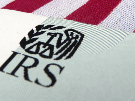 Did You Get a Letter from the IRS? Don't Panic.