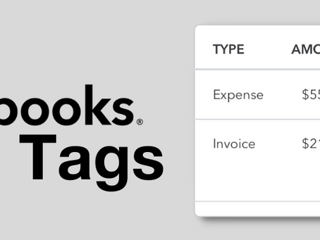 How to Use Tags in QuickBooks Online