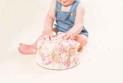 Cake Smash Photographer Denver
