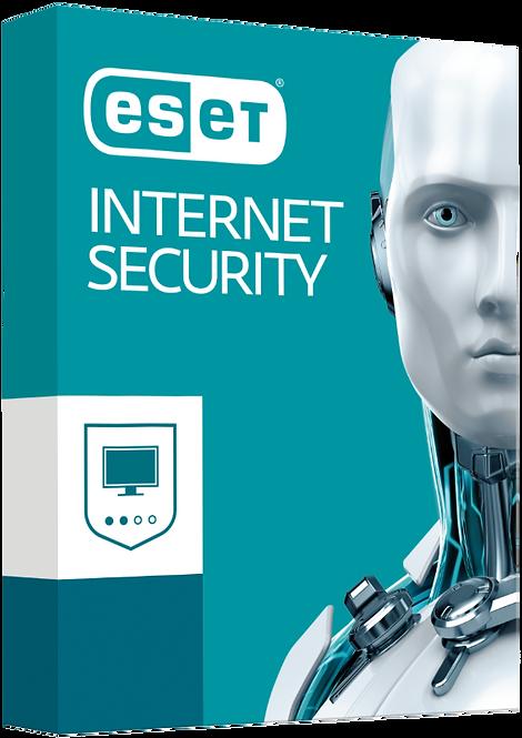 ESET Internet Security  רשיון מקורי | אנטיוירוס כולל חומת אש
