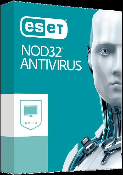 ESET NOD32 Antivirus רשיון מקורי   תוכנת אנטיוירוס