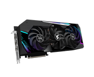 כ. מסך Gigabyte AORUS Master RTX 3080 10GB GDDR6X PCIEX16 4.0 RGB