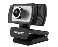 מצלמת אינטרנט AONI C33 FULLHD MIC 2MP USB