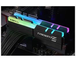 זכרון לנייח קיט G.SKILL KIT 32GB 2x16 DDR4 3200Mhz RGB