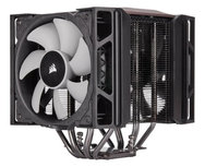 מאורר למעבד Corsair A500 Dual Fan 250W TDP AM4/115X/1200/20XX