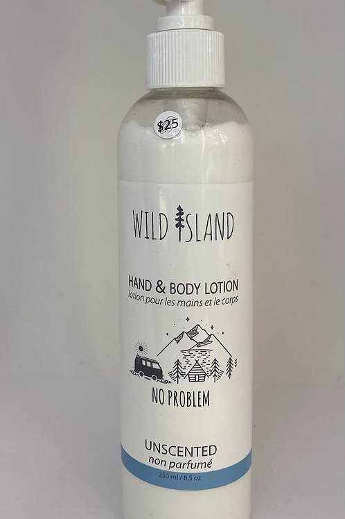Wild Island Hand and Body Lotion