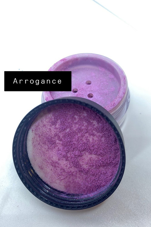 Arrogance pigment