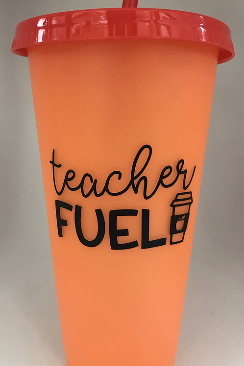 Teacher Fuel Cup