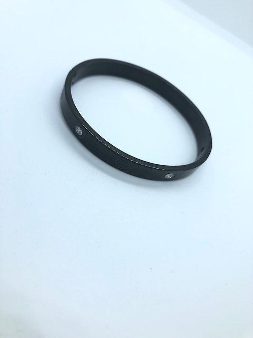 Black Screwdriver Bracelet