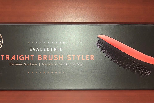 Evalectric Straight Brush Styler