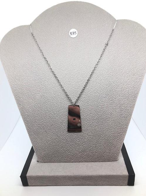 Sask ❤️ Necklace